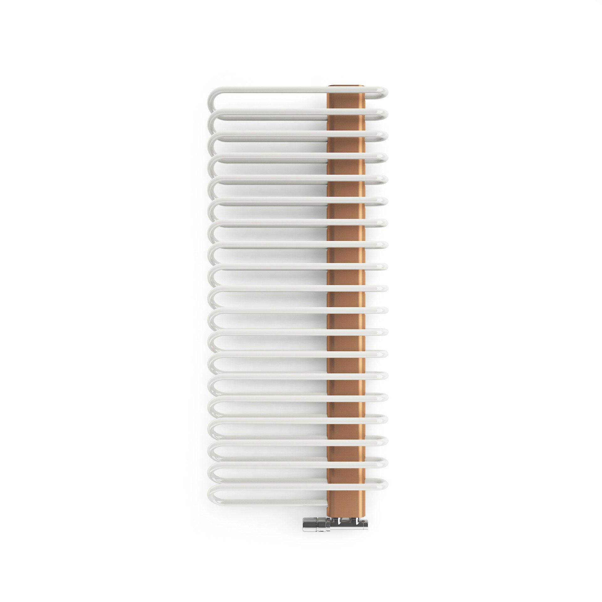 Colour: RAL 9010 / Copper