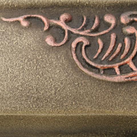 Antique Brass [eksponowany ornament - Copper]