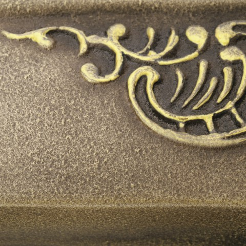 Antique Brass [eksponowany ornament - Gold]