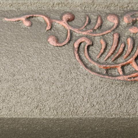 Evening Garden [eksponowany ornament - Copper]